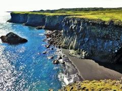 Basaltküste auf Snaefellnes.JPG