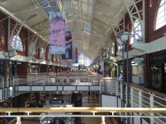 Mall in der Waterfront