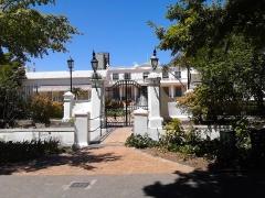 Tuin Huis in Kapstadt