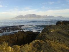 Tafelberg von Robben Island
