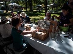 Picknick in Boschendal